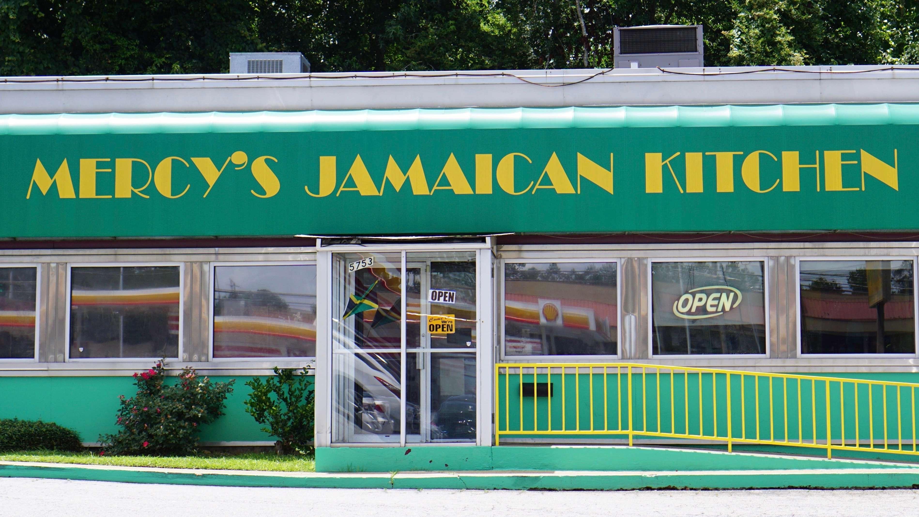 mercys jamaican kitchen - Jamaican Kitchen