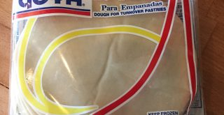 Make easy Empanadas using discos Goya